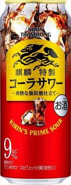 キリンビール 麒麟特製 キリン・ザ・ストロング コーラサワー チューハイ 500ml×24本