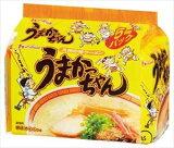ハウス食品 九州の味ラーメン うまかっちゃん 5食パック×6個入【送料無料】