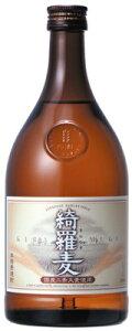 【麦焼酎】本格焼酎 綺羅麦 25度 720ml【アサヒビール】