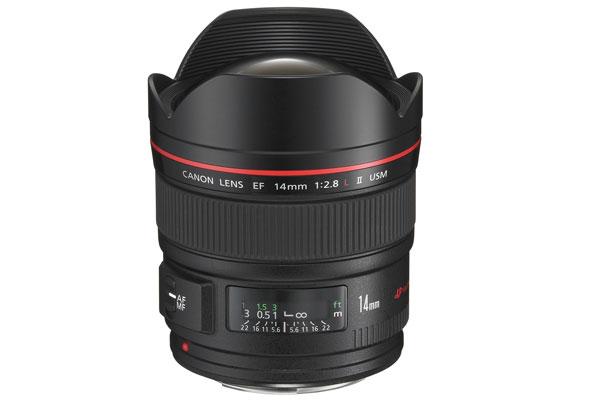 【お取り寄せ商品】Canon EF14 F2.8L II USM【新品・メーカー保証書付】【店名:アサノカメラ】