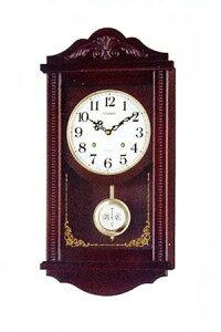 【お取り寄せ商品】昔から受け継がれてきた振り子付柱時計、隠れたヒット商品です。シチズンク...