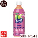 沖縄バヤリース グァバ(果汁10%)500ml×24本 【送料無料】 /グァバジュース