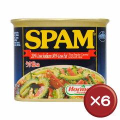 アメリカ生まれのSPAMは、いまや沖縄で欠かせない食材。塩分と脂肪分をカットした人気のポーク...