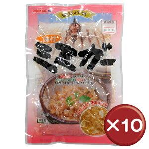 コリコリとした食感、しかもコラーゲンたっぷりとあって、沖縄では昔から食べられているミミガ...
