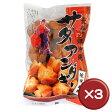 琉球銘菓 サーターアンダギー 3袋セット 沖縄土産[食べ物>お菓子>サーターアンダギー]【0424-p】
