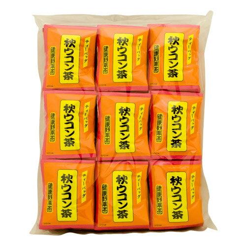 比嘉製茶 秋ウコン茶 ティーバッグ(100袋入り)クルクミン|||[飲み物>お茶>ウコン茶]