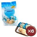 北谷の塩ちんすこう(15袋入り) 6個セット 沖縄土産 おみやげ クッキー[食べ物>お菓子>ちんすこう]