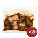 ソーキ|豚ばら肉を骨まで煮込み、コラーゲンたっぷりスペアリブ。沖縄そばに乗せてソーキそばと...