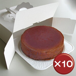 【送料無料】紅芋のクリームチーズケーキ 10個セットポリフェノール・ビタミンC・ミネラルがたっぷり チーズケーキ 紅芋 沖縄[食べ物>スイーツ・ジャム>ケーキ]