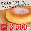 【送料込】 プレミアムチーズケーキ ベイクドチーズケーキ ギフト 贈り物[食べ物>スイーツ・ジャム>ケーキ] その1
