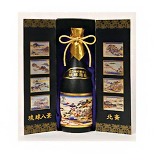 北斎の琉球八景 かねやま25年 43度 720ml |泡盛|古酒|お勧め[飲み物>お酒>泡盛]
