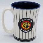 【送料無料】阪神 タイガース シーサー コラボ ビッグ マグカップ 沖縄 お土産 陶器 グッズ