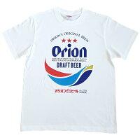 オリオンビール高品質綿100%Tシャツ(白)SMLLLサイズグッズ
