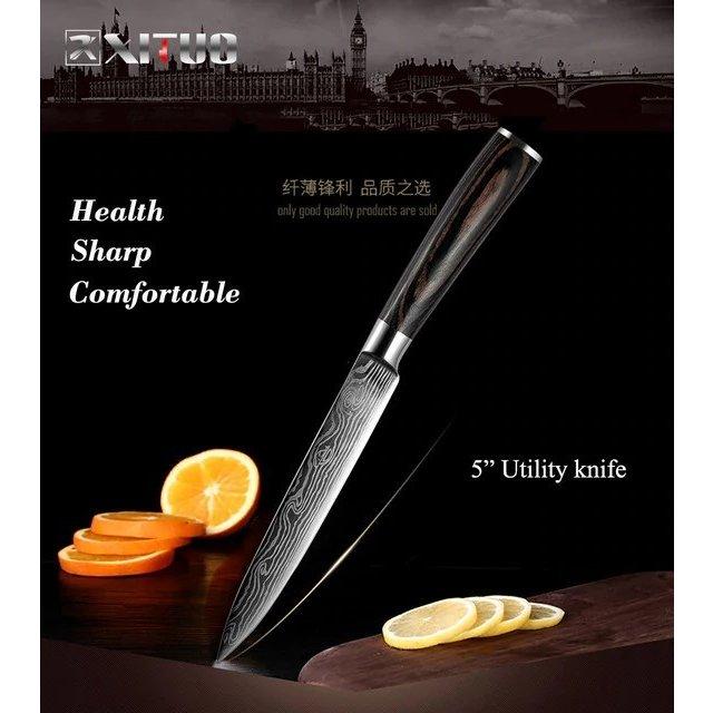 コーヒー・お茶用品, サイフォン xituo 5 Utility knife
