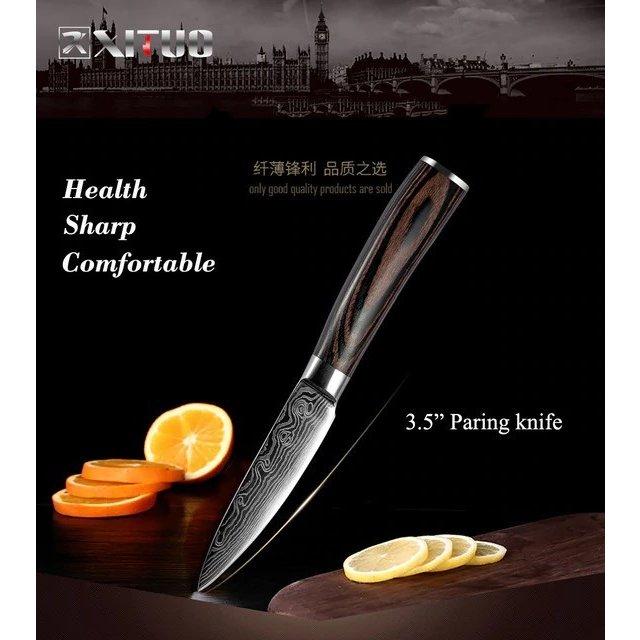 コーヒー・お茶用品, サイフォン xituo 3.5 Paring Knife