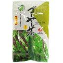 沖縄情報館で買える「ゴーヤー茶 種入り バラタイプ 20g入り 比嘉製茶 ゴーヤ茶 ゴーヤ 茶 種子入り 種入り 種 苦瓜 きざみ 健康茶」の画像です。価格は540円になります。