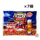 ジャンボオリオンビアナッツ(16g×20袋)×7個セット 沖縄