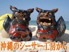 本物のシーサーを知っていますか?本場沖縄のシーサー専門店です。ひとつひとつ心を込めて手作...
