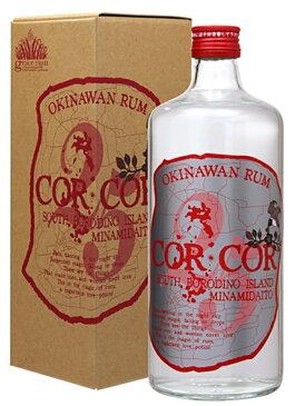 COR COR25 (コルコル25) 25度 720ml/グレイスラム株式会社/ラム酒/スピリッツ