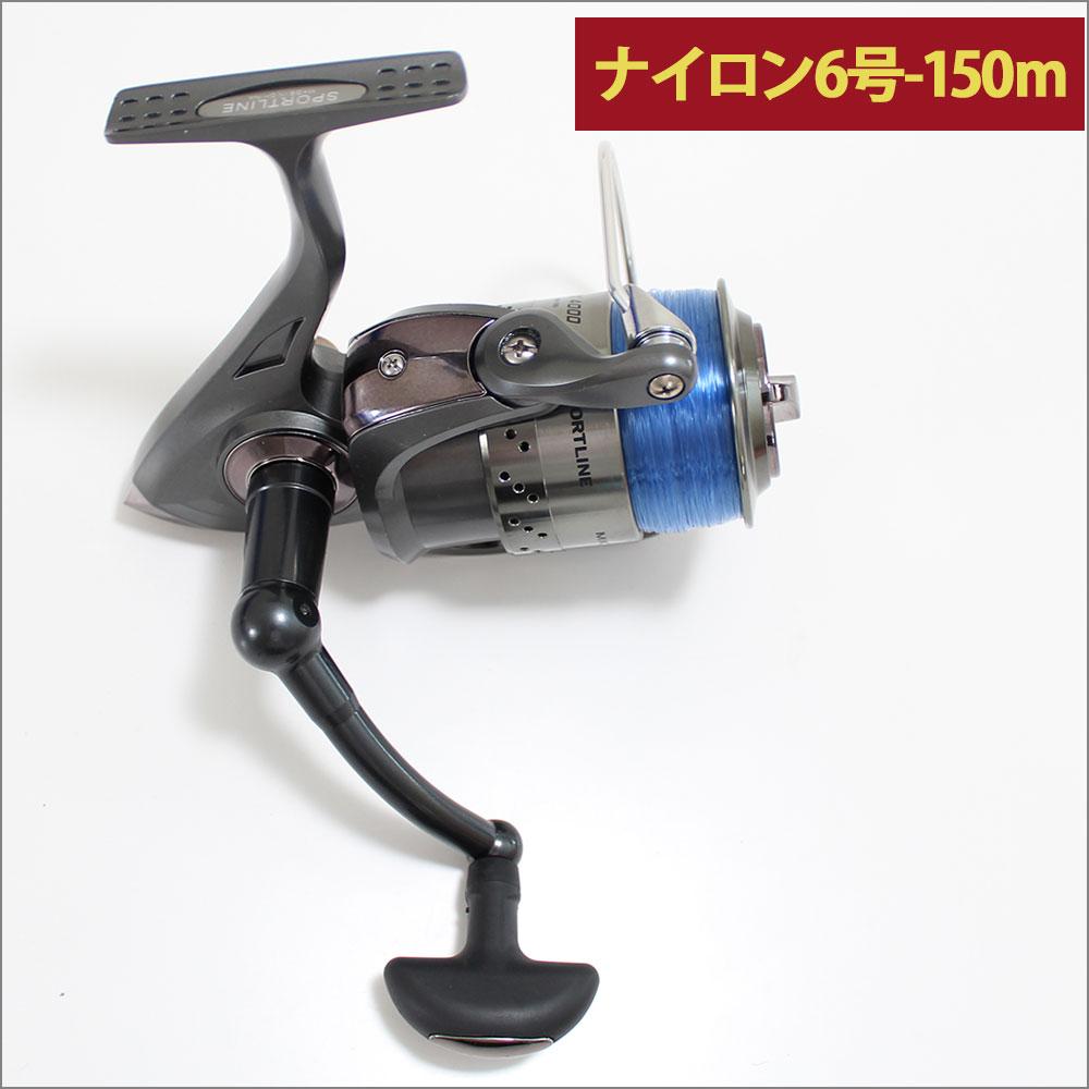 フィッシング, リール () MK V-MAX 4000 6150m (hd-076418)