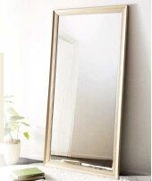 大型壁掛けシャンパンゴールドミラー幅90X高さ180cm大型鏡大型ミラー木製広幅全身鏡姿見ミラーかがみカガミ等身大大型鏡姿見ミラー壁掛け立て壁掛け立壁掛け壁掛壁掛けミラー壁掛け鏡鏡ミラーダンスレッスンジャンボビックワイドミラー鏡