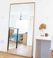 大型壁掛け立ミラー幅90X高さ180cm大型鏡大型ミラー木製広幅全身鏡姿見ミラーかがみカガミ等身大大型鏡姿見ミラー壁掛け立て壁掛け立壁掛け壁掛壁掛けミラー壁掛け鏡鏡ミラーダンスレッスンジャンボビックワイドミラー鏡大型