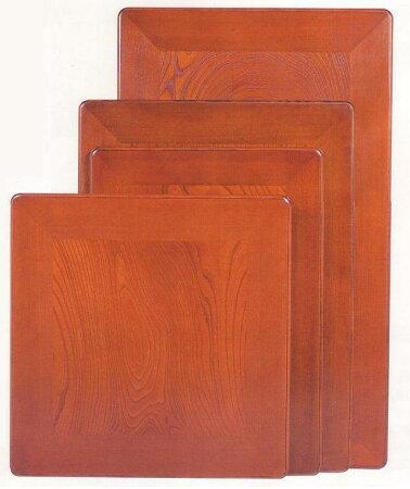 片面こたつ天板90×90ケヤキ約5.5kg日本製(送料無料)天板厚:4cmコタツ天板炬燵ちゃぶ台こたつ正方形木製