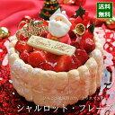 クリスマスケーキ 予約 2021 シャルロット・フレーズ 15cm (5号 サイ