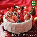 クリスマスケーキ 予約 2020 ホワイトクリスマス 15c