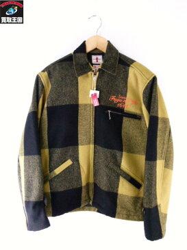 SAMURAI JEANS 刺繍 ウールジャケット S【中古】[▼]