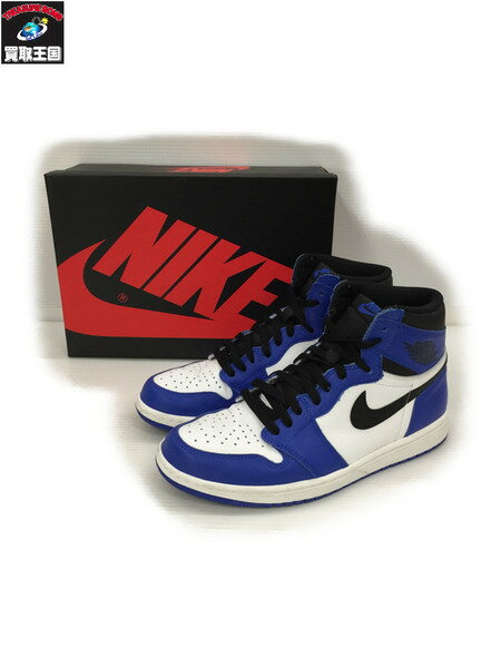 メンズ靴, スニーカー NIKE AIR JORDAN 1 RETRO HIGH OG 27.5cm US9.5 GAME ROYAL