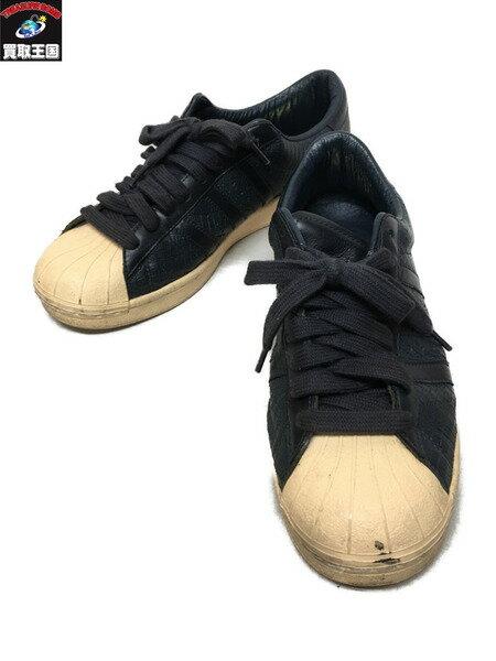 メンズ靴, スニーカー adidas Superstar Vintage Navy 27cm