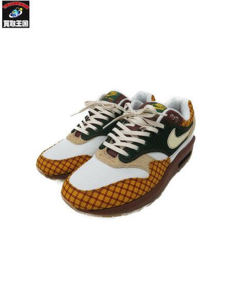 メンズ靴, スニーカー NIKE AIR MAX 1 SUSAN MISSING LINK (28) CK6643-100