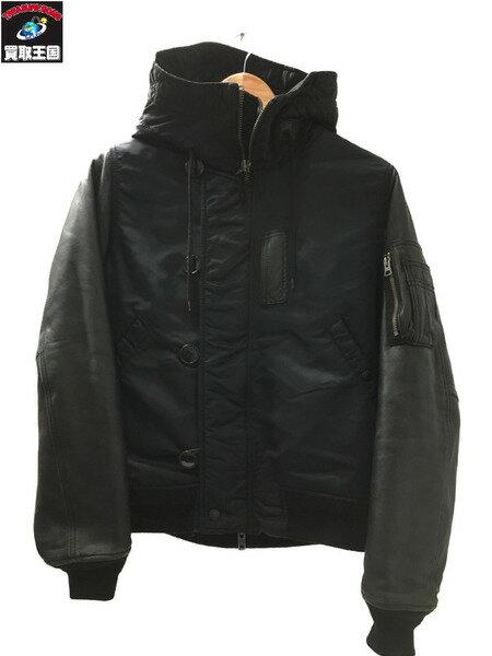 メンズファッション, コート・ジャケット ALPHA nano universe N-2B S