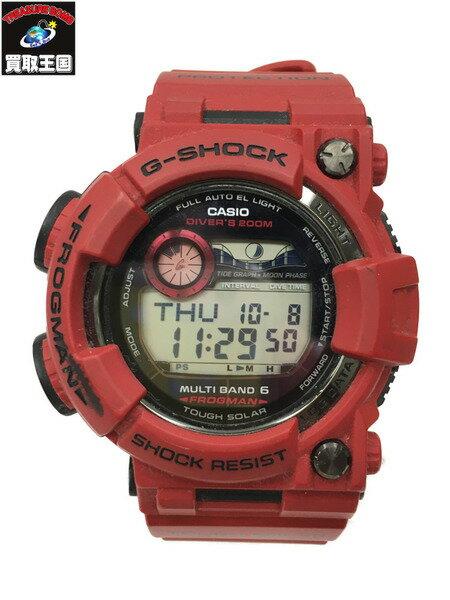 腕時計, メンズ腕時計 G-SHOCK FROGMAN GWF-1000RD