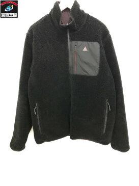NIKE ACG リバーシブルボアジャケット 黒 (L)【中古】[▼]