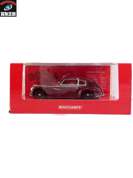車, ミニカー・トイカー 143 PMA MINICHAMPS 6C 2500 Freccia DOr 1949