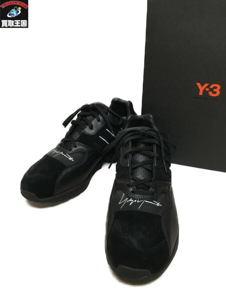 メンズ靴, スニーカー adidas Y-3 ZX RUN EF2558 (27.5cm)