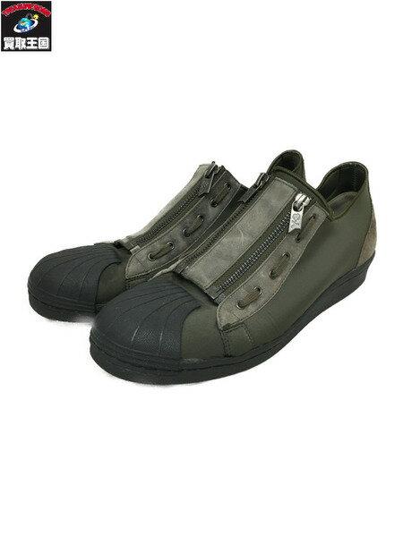 メンズ靴, スニーカー Y-3 adidas 18SS SUPER ZIP(27.5)CP9891