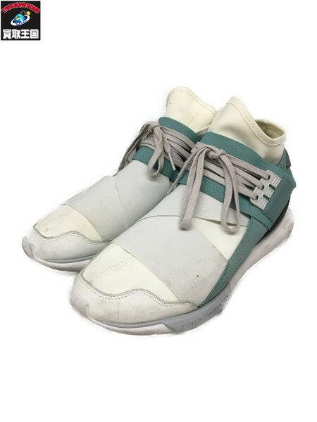 メンズ靴, スニーカー Y-3 adidas QASA HIGH Crystal(27.5)S82122