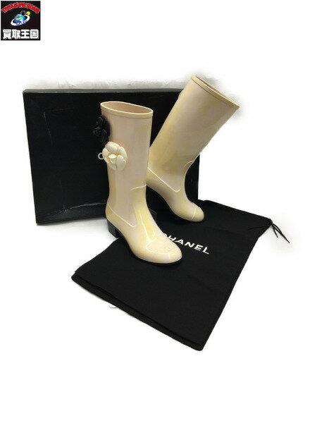 レインシューズ・長靴, ブーツ CHANEL Size36