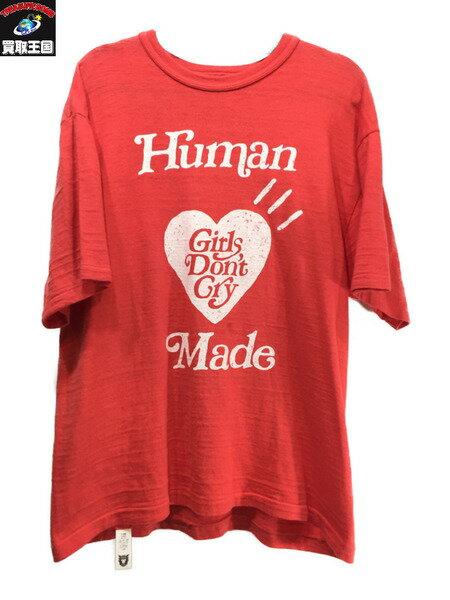 トップス, Tシャツ・カットソー HUMAN MADE Girls Dont Cry 2019SS T SIZE XL