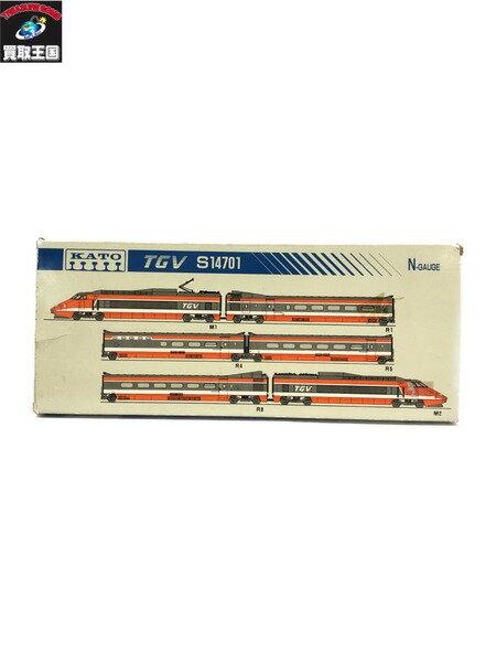 鉄道模型, 電車 KATO N TGV S14701