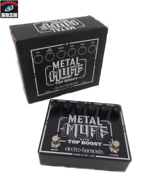 ギター用アクセサリー・パーツ, その他  electroharmonix METAL MUFF