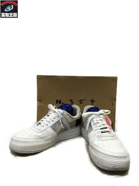 メンズ靴, スニーカー NIKE AIR FORCE 1 TYPE SUMMIT26.5