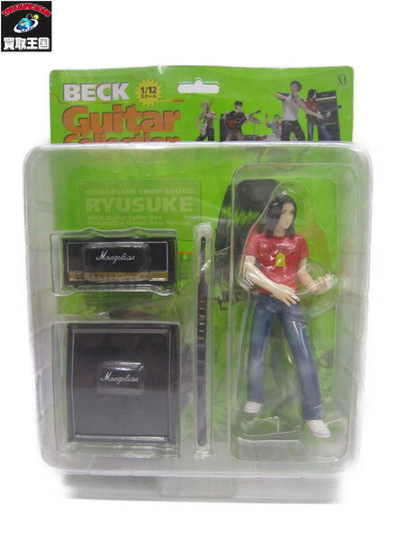 BECK ギターコレクション 竜介&ギターアンプ Special 【中古】[▼]画像