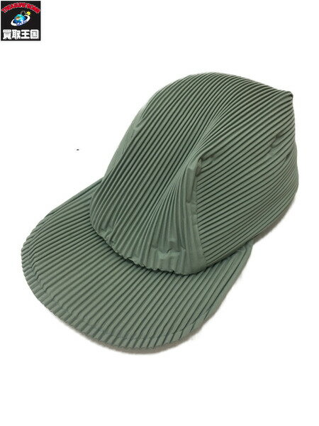 メンズ帽子, キャップ ISSEY MIYAKE HOMME PLISSE