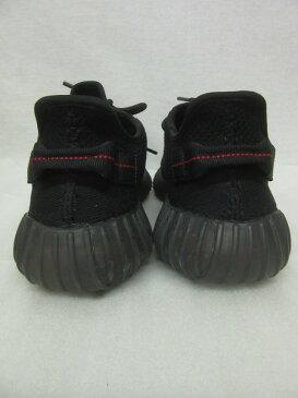 adidas YEEZY BOOST 350 V2 (27)ブラック CP9652【中古】[値下]