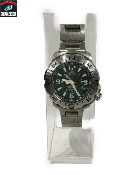 腕時計, メンズ腕時計 SEIKO 8F56-0070 PERPETUAL CALENDAR