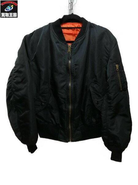 メンズファッション, コート・ジャケット ALPHA INDUSTRIES INCMIL-J-82790J(USAF)MBLK